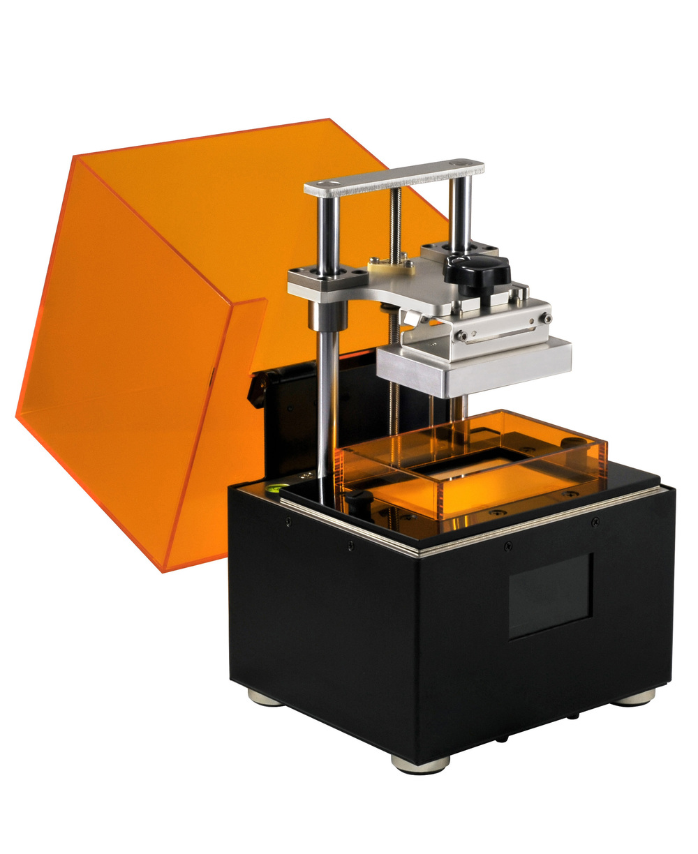 patented resin vat system printer